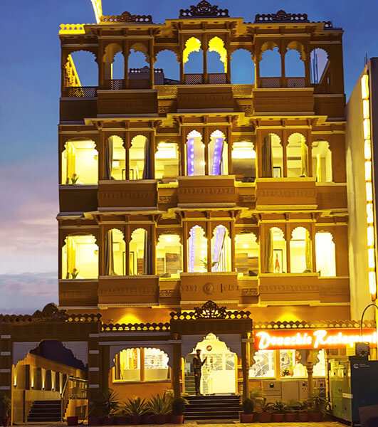 Family Hotels,Boutique Hotels In Udaipur